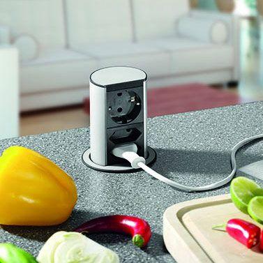Schalter und Steckdosen - Ihr Küchenfachhändler aus ...