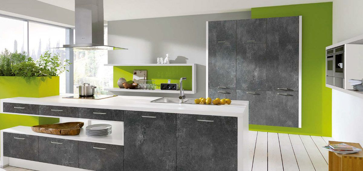 Raumgestaltung Küche - Ihr Küchenfachhändler aus Schwielowsee: 1-2-3 ...
