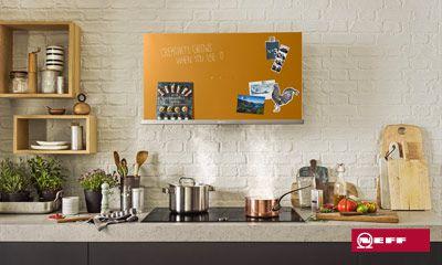 Kreative Dunstabzugshauben von Neff - Ihr Küchenfachhändler ...