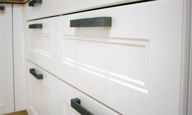 Küchengriffe - Ihr Küchenfachhändler aus Schwielowsee: 1-2-3 Küchen GmbH