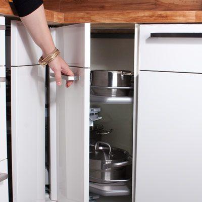 eckschrank küche - ihr küchenfachhändler aus schwielowsee: 1-2-3 ... - Eckschrank Küche Karussell