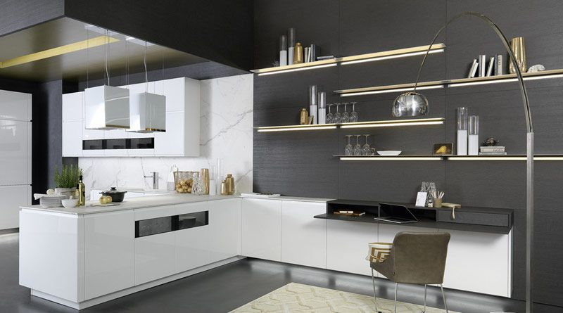 Wandgestaltung - Ihr Küchenfachhändler aus Schwielowsee: 1-2-3 ...